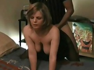 Quicky Cheating Wife cumming inside met her at hokup2night