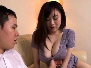 Japanese tart has got big boobs