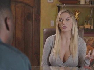 Kenzie Taylor Gets Talked Into Cheating With Her