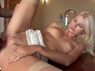 Beautiful Amateur Ukrainian Teen Girl Fucked in Living