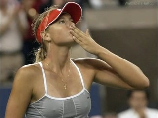 Maria Sharapova - upskirt, tits, pouch and camel toe
