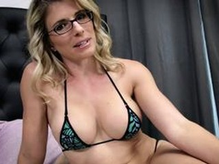 Busty Step Mom gives me a Comforting Cory Chase