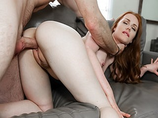 Romeo Price doggystyle fuck red head Ella Hughes