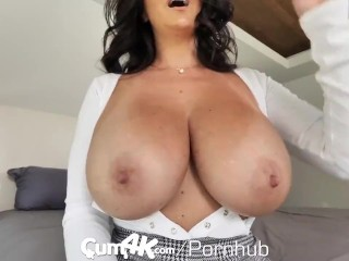 CUM4K Multiple Creampies With Real Estate Agent Ava Addams