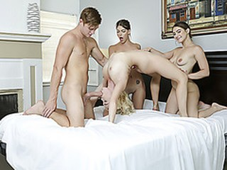 BFFS - Kinky Teens Get Pounded Hardcore After Practice