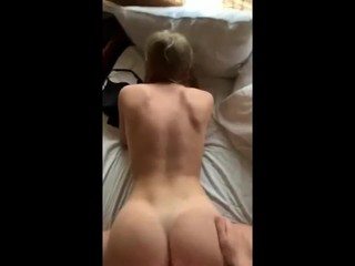 My ex girlfriend from Paris asks me to fuck her hard