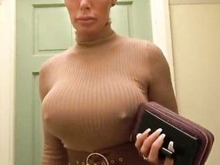 Mature Mom with Big Tits