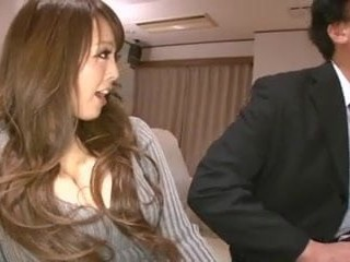 5M - Hitomi Tanaka with husband and friend