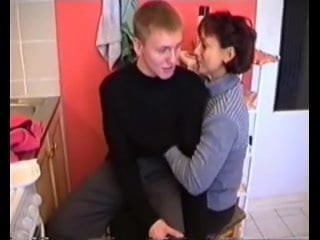 Mature Russian Women with young men part 1