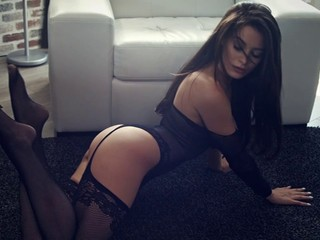 Stunning Brunette will take your breath away