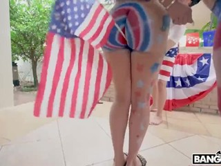Big Booty 4th of July Celebration