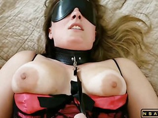 Submissive milf fucked by hubby with facial part 1