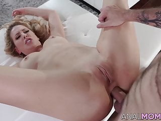 Sensual MILF Cherie DeVille twerks with cock in her asshole