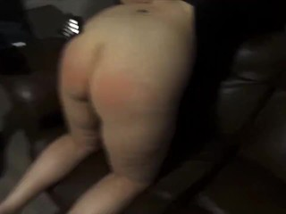 Julia's spanking and anal punishment
